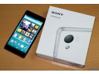 Sony Xperia Z3 Compact (UNLOCK) £90 Look like a brand new.