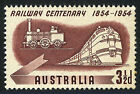 Australian Transport & Space Stamps