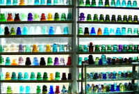 Buying Prince Edward Island Glass Insulators & Bottles For Cash!