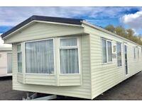 willerby salisbury 2008 static 3 bedroom caravan 38x12 off site £3000 mobile home