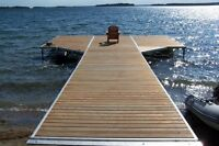 Pole/Floating and Tower Docks, Boat/Pontoon and PWC Lifts