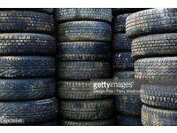 Yard Clearance - Tyres, Steelies etc...