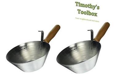 Galvanized Steel Bucket (Kraft Tool Galvanized Steel Bucket Scoop- 2)