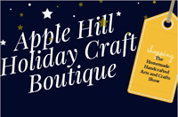 APPLE HILL CRAFT SHOW