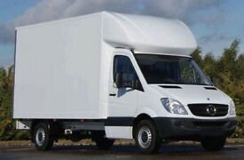 24/7 URGENT MAN AND VAN MOVERS FURNITURE DELIVERY LUTON VAN HIRE HOUSE REMOVALS IN EAST LONDON MOVE