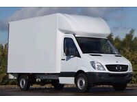 ANY TIME Man And Fully Insured Vans From £15/Hour Nationwide . Large Luton Vans/7.5 Tonne Avaiable