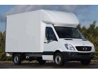 Any Time Short_Notice Removal Man and Fully Insured Vans and large Lorries From £15/H.