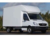24/7 CHEAP MAN AND VAN HOUSE REMOVALS FURNITURE DELIVERY LUTON VAN HIRE MOVING VAN
