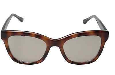 Ivanka Trump Honey Tortoise Sunglasses Semitransparent plastic frame New Womens