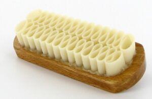 brosse crepe naturelle pour nettoyer daim nubuck chaussure vetement saphir avel ebay. Black Bedroom Furniture Sets. Home Design Ideas