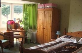 Fully Furnished Front double bedroom