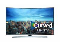 "SAMSUNG 48"" CURVED 4K ULTRA HD LED SMART TV STUNNING £500"