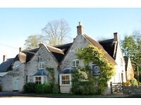 Urgent! - Assistant Manager/ress - Beautiful rural Gastro Pub with rooms! - Accommodation available!