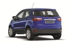 2017 Ford EcoSport 1.5 TDCi 95 Zetec 5 door Diesel Hatchback