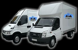 MAN & VAN HOUSE REMOVAL BIKE RECOVERY PIANO MOVERS/ DELIVERY RENT LUTON DUMPING/ RUBBISH COLLECTION
