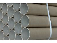 HALF PRICE EXTRA-LONG CARDBOARD TUBES! BULK SALE! 3000mm (about 10 ft) and very high quality