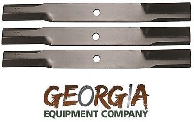 "3 USA Blades for Bush Hog ATH 720 Series 72"" Cut Mowers Code 88773 USA MADE HD"