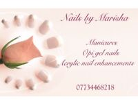 Nails-20% off all new clients!