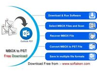 mbox to pst software