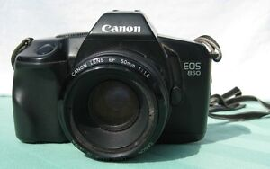 35mm SLR Canon Camera