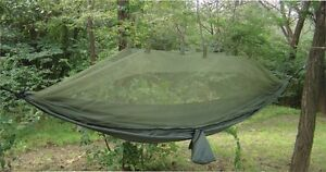 Snugpak ProForce Portable Camping Hammock Jungle Mosquito Net Tent 61660