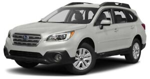 2016 Subaru Outback 2.5i Touring Package - Manual - One Owner