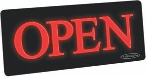 Open Sign - New Price