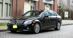 2010 Mercedes-Benz C-Class C 250 Sedan