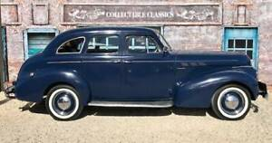 COLLECTABLE CLASSIC CARS - 1940 Pontiac Silver Arrow Strathalbyn Alexandrina Area Preview