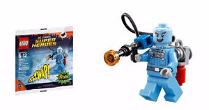 Selling Lego Batman - Mr Freeze Polybag