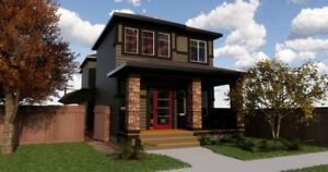 NEW REAR ATTACHED GARAGE HOME IN TAMARACK COMMON!