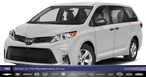 2018 Toyota Sienna Limited 7-Passenger Limited 7-Passenger
