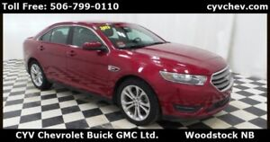 2013 Ford Taurus SEL AWD with Sunroof & Heated Leather