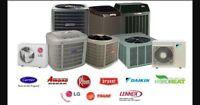 Central Air Conditioner Unit & Installation