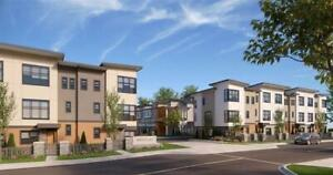 New 2 bdrm, 3 bath, ROOFTOP PATIO Townhome