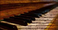 Offering Piano Lessons Starting January - All Ages