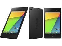 Nexus 7 tablet 32GB 2013 2nd gen