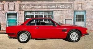 COLLECTABLE CLASSIC CARS - 1978 DETOMASO LONGCHAMP Strathalbyn Alexandrina Area Preview