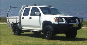 Holden Colorado 2008 4x4 ute swap for iload van Caringbah Sutherland Area Preview