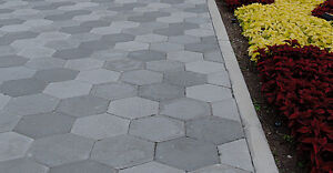 Looking for Hexagon Pavers / Patio Stones