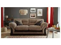 BRAND NEW SEALED ARANBY DFS 3 SEATER