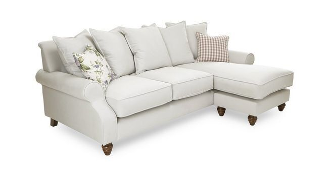 Lovely Sofa or lounger - Ellie 4 Seater Chaise End Sofa