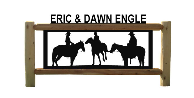 HORSES - FARM AND RANCH SIGNS