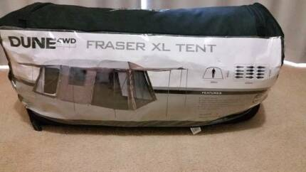 Dune 4WD Fraser XL Tent | C&ing u0026 Hiking | Gumtree Australia Caboolture Area - Caboolture | 1173892188 : dune fraser tent - memphite.com