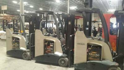Crown Rc5535-30-190 Forklift 2008-2014 Year Lifts