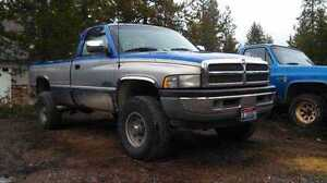 1996 Dodge Ram 2500 Parts Wanted Kitchener / Waterloo Kitchener Area image 2