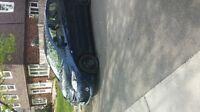 2009 Mazda Mazda5  gs/gt 5d, blue Minivan, Van