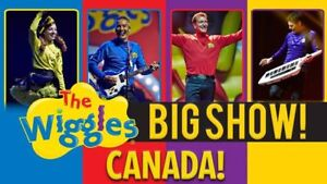 WANTED - TWO WIGGLES TICKETS!!!