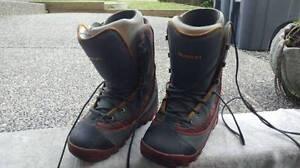 Burton Ski Boots - $45 (Cloverdale)