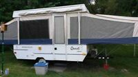 2004 jayco quest 10 foot tent trailer
